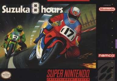 Suzuka 8 Hours - SNES - Used