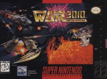 War 3010: The Revolution - SNES - Used