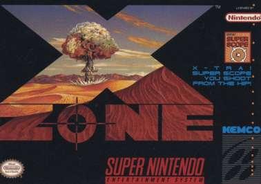 X Zone - SNES - Used