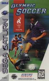 Olympic Soccer - Saturn - Used