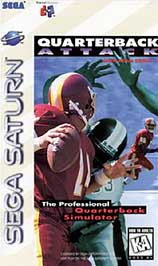 Quarterback Attack with Mike Ditka - Saturn - Used