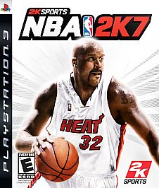 NBA 2K7 - PS3 - Used