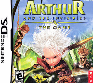 Arthur and the Invisibles: The Game - DS - Used