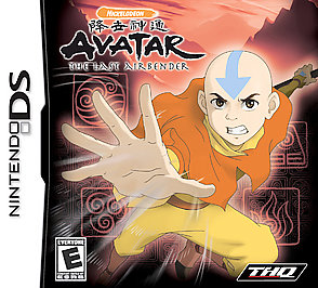 Avatar: The Last Airbender - DS - Used