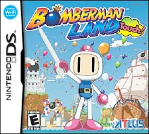 Bomberman Land Touch! - DS - Used