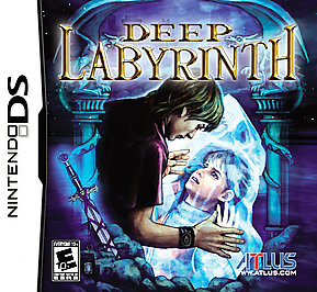 Deep Labyrinth - DS - Used