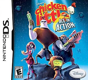 Disney's Chicken Little: Ace in Action - DS - Used