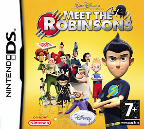 Disney's Meet The Robinsons - DS - Used
