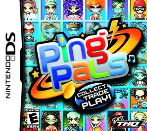 Ping Pals - DS - Used