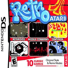 Retro Atari Classics - DS - Used