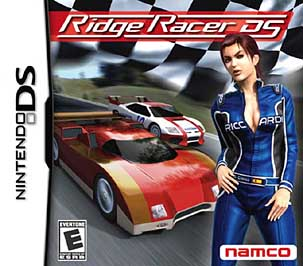 Ridge Racer DS - DS - Used