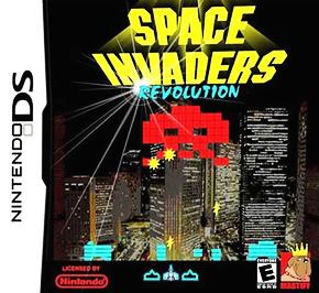 Space Invaders Revolution - DS - Used