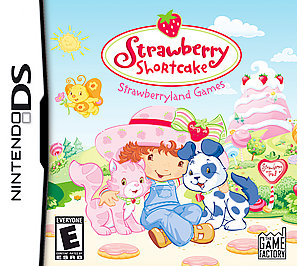 Strawberry Shortcake: Strawberryland Games - DS - Used