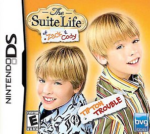 Suite Life of Zack & Cody: Tipton Trouble - DS - Used