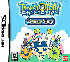 Tamagotchi Connection: Corner Shop - DS - Used