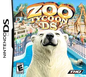 Zoo Tycoon - DS - Used