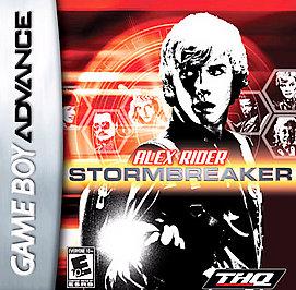 Alex Rider: Stormbreaker - GBA - Used