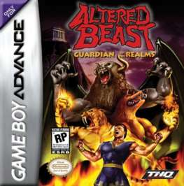 Altered Beast: Guardian of the Realms - GBA - Used