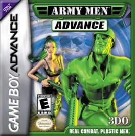 Army Men Advance - GBA - Used