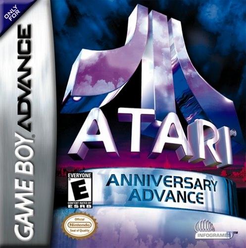 Atari Anniversary Advance - GBA - Used