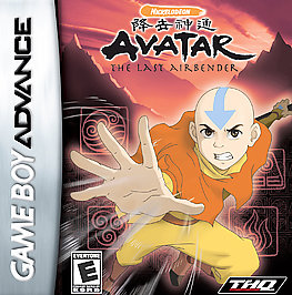 Avatar: The Last Airbender - GBA - Used