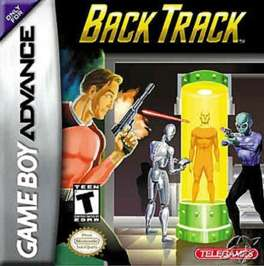 BackTrack - GBA - Used