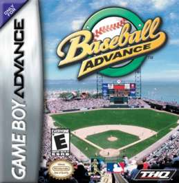 Baseball Advance - GBA - Used