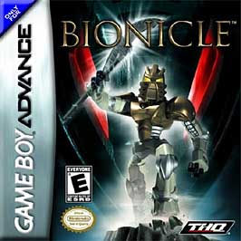 Bionicle: The Game - GBA - Used