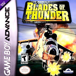 Blades of Thunder - GBA - Used