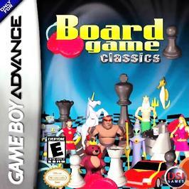 Board Game Classics - GBA - Used