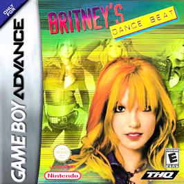 Britney's Dance Beat - GBA - Used