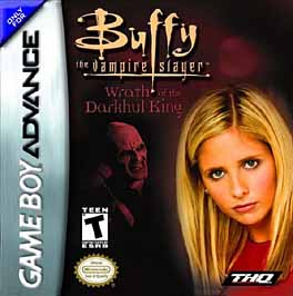Buffy the Vampire Slayer: Wrath of the Darkhul King - GBA - Used