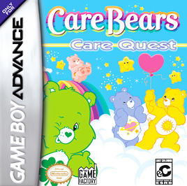 Care Bears: Care Quest - GBA - Used