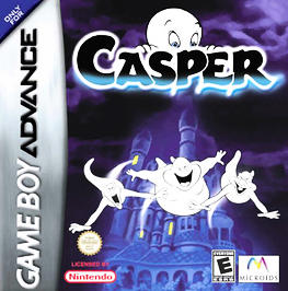 Casper - GBA - Used