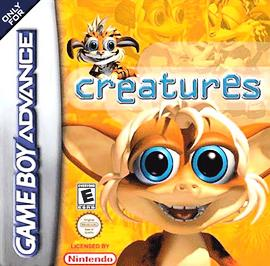 Creatures - GBA - Used