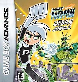 Danny Phantom: The Urban Jungle - GBA - Used