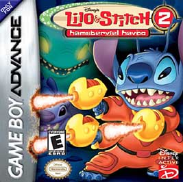Disney's Lilo & Stitch 2: Hamsterviel Havoc - GBA - Used