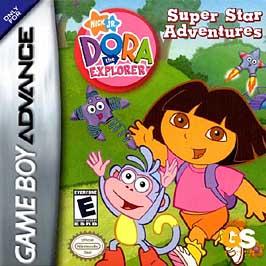Dora The Explorer: Super Star Adventures - GBA - Used