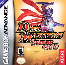 Duel Masters: Shadow of The Code - GBA - Used