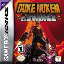 Duke Nukem Advance - GBA - Used