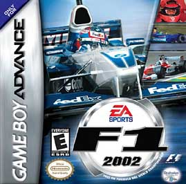 F1 2002 - GBA - Used