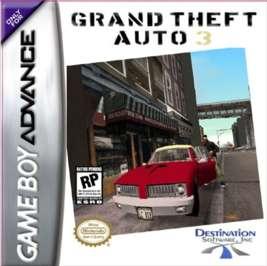 Grand Theft Auto III - GBA - Used