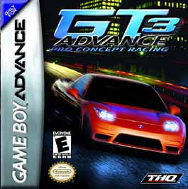 GT Advance 3: Pro Concept Racing - GBA - Used