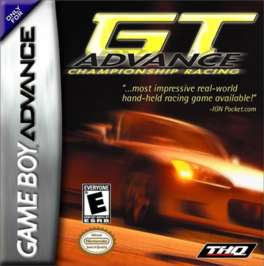 GT Advance Championship Racing - GBA - Used