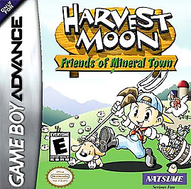 Harvest Moon: Friends of Mineral Town - GBA - Used