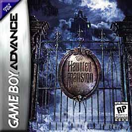 Haunted Mansion - GBA - Used