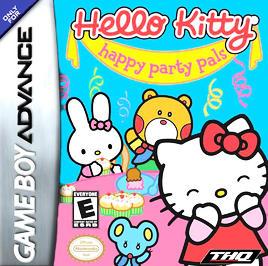 Hello Kitty Happy Party Pals - GBA - Used