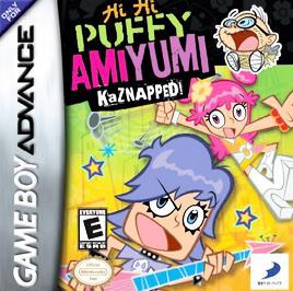 Hi Hi Puffy AmiYumi: Kaznapped! - GBA - Used