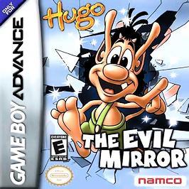 Hugo: The Evil Mirror - GBA - Used