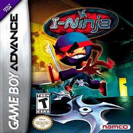 I-Ninja - GBA - Used